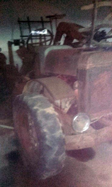les tracteurs micromax  M110