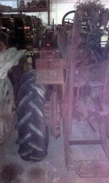 les tracteurs micromax  M210
