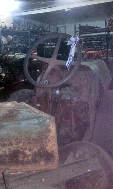 les tracteurs micromax  M310