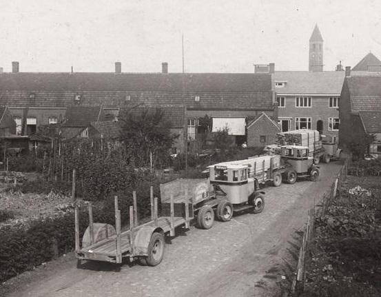 CHENARD & WALCKER U10 de 1932 Tracte11