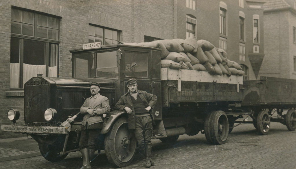 Vomag Truckd10