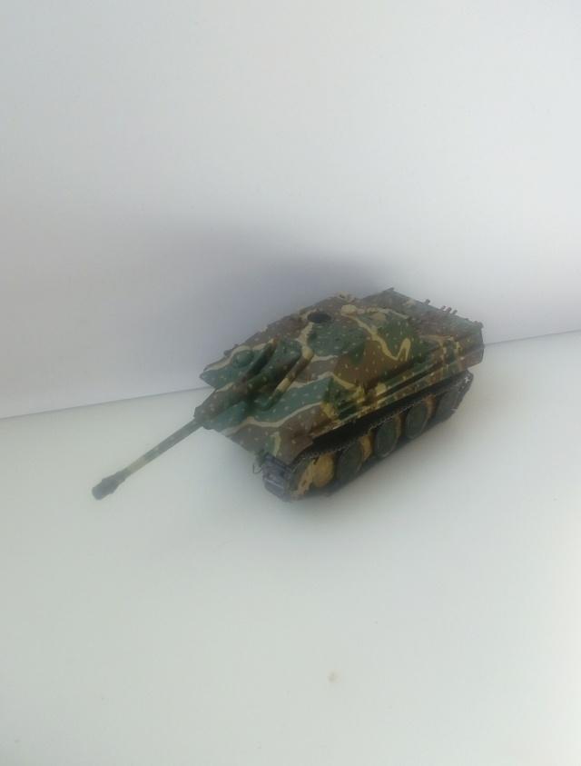 Sd.Kfz. 173 Jagpanther -- Italeri -- 1/72 01-06-10