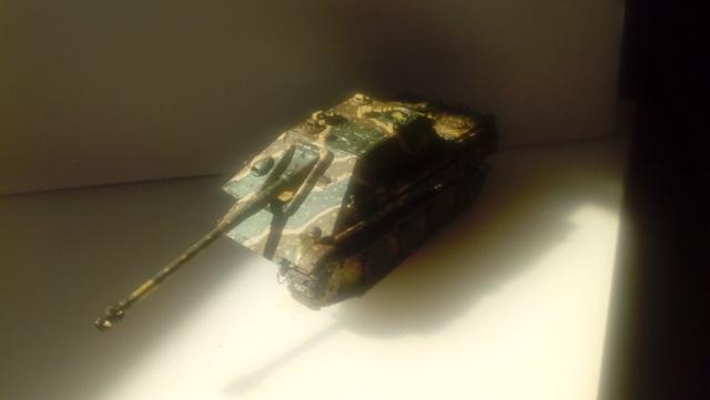 Sd.Kfz. 173 Jagpanther -- Italeri -- 1/72 01-06-12