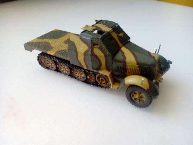 Sd.Kfz. 7/2 Flak 37 -- Revell -- 1/72 02-02-10