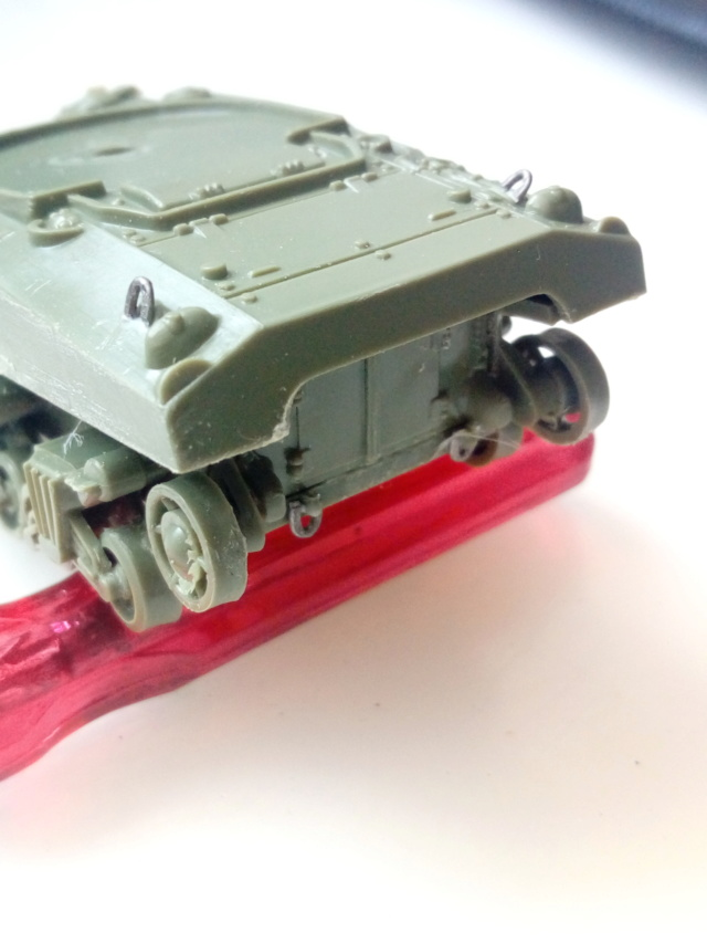 Sherman Crab Tank - AIRFIX - 1/72 04-08-10