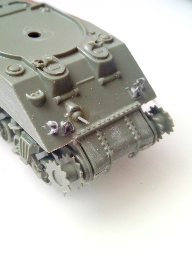 Sherman Crab Tank - AIRFIX - 1/72 04-08-11
