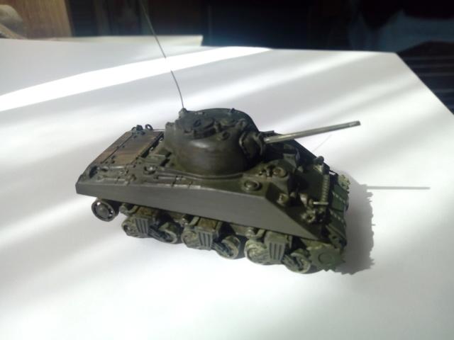 Sherman Crab Tank - AIRFIX - 1/72 04-08-12