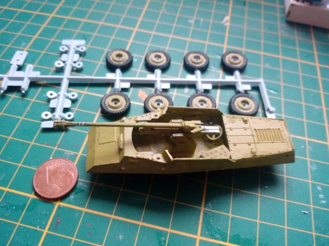 SdkfZ 234-4    Airfix    1/72 05-10-10