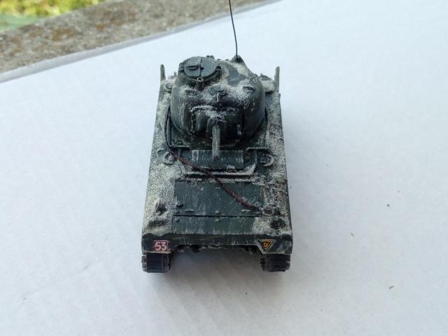 Sherman Crab Tank - AIRFIX - 1/72 06-08-11