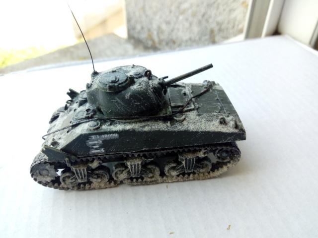Sherman Crab Tank - AIRFIX - 1/72 06-08-12