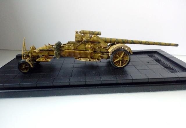 Canon lourd Kanone 18 de 17 cm. -- Revell -- 1/72 06-12-11