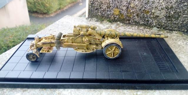 Canon lourd Kanone 18 de 17 cm. -- Revell -- 1/72 06-12-12