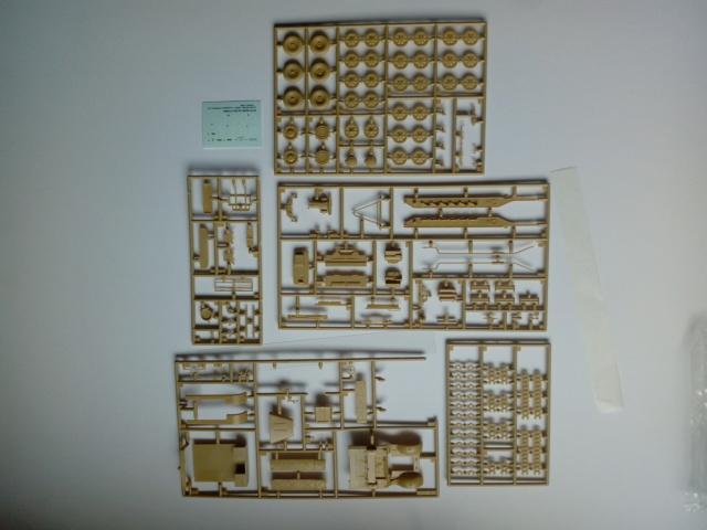 SdkfZ 9  Famo --  Revell --  1/72 06-12-14