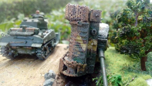 ITALIE  1944 - Tigre & Sherman  au 1/72ème - Page 2 07-09-10