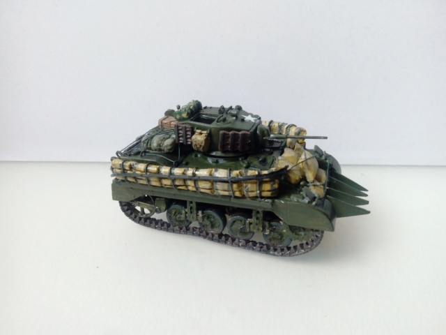 M5A1 - Mirage Hobby --1/72 09-05-11
