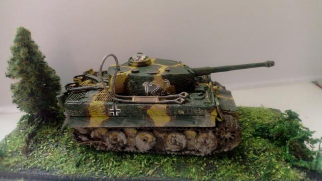 PzKpFw VI  Tigre  -- Revell --1/72 - Page 2 12-08-13