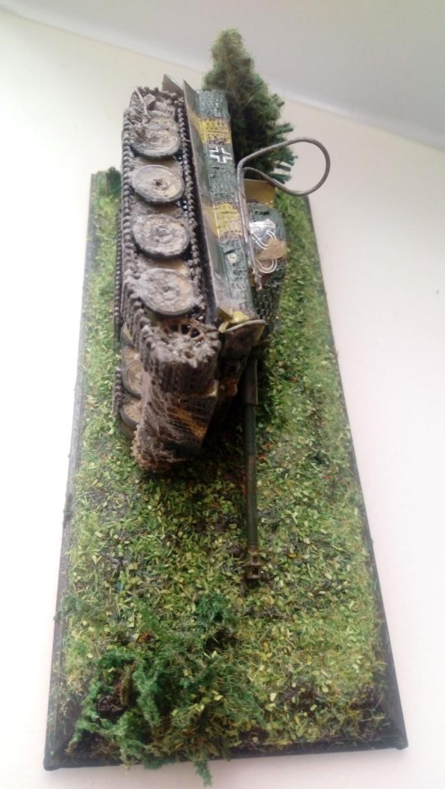 PzKpFw VI  Tigre  -- Revell --1/72 - Page 2 12-08-15