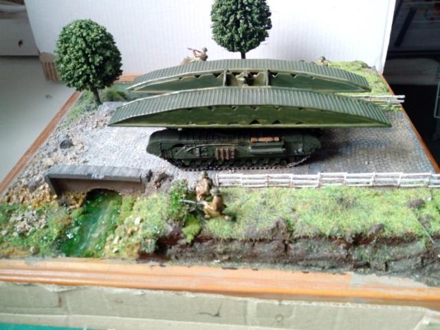 Churchill Bridge Layer -- 1/76 -- Airfix 12-11-10