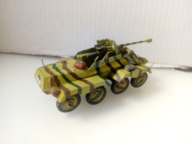 Quelque part en Europe 1945 - Sd.Kfz. 234/4 Airfix- 1/72 14-10-15