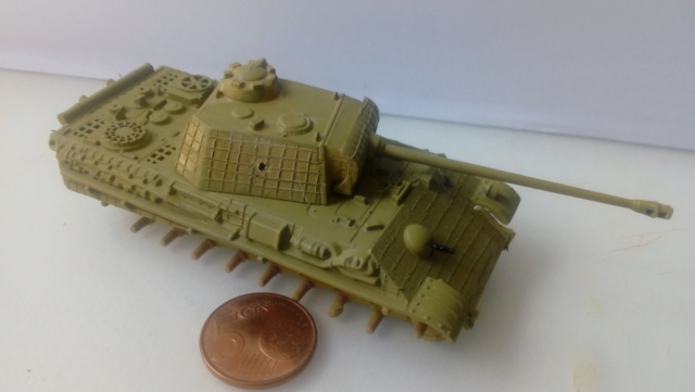 Photo souvenir -- M5A1 Stuart , SdKfz 173 Jagpanther & Panther  18-06-12
