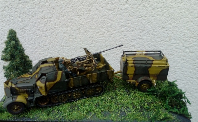 Sd.Kfz. 7/2 Flak 37 -- Revell -- 1/72 - Page 2 19-02-10