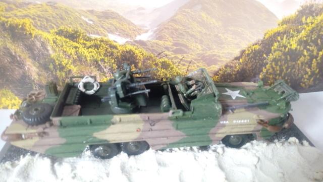DUKW -Italeri - 1/72 - Pacifique 1945 20-07-10