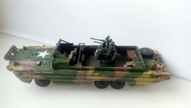DUKW -Italeri - 1/72 - Pacifique 1945 20-07-11