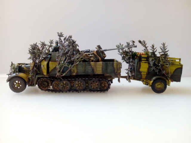 Sd.Kfz. 7/2 Flak 37 -- Revell -- 1/72 - Page 2 21-02-10