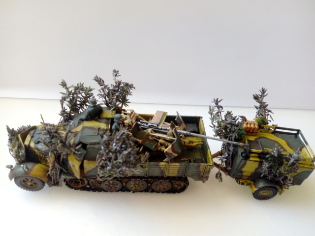 Sd.Kfz. 7/2 Flak 37 -- Revell -- 1/72 - Page 2 21-02-11