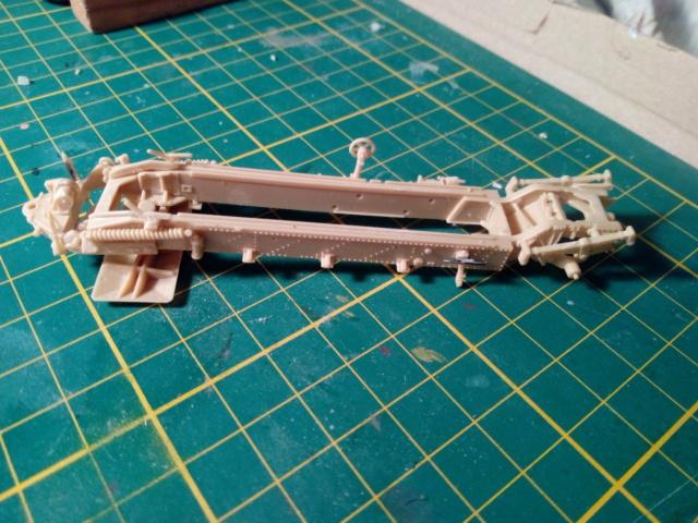 Canon lourd Kanone 18 de 17 cm. -- Revell -- 1/72 25-11-10