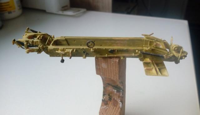 Canon lourd Kanone 18 de 17 cm. -- Revell -- 1/72 27-11-10