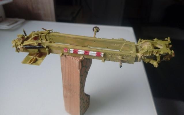 Canon lourd Kanone 18 de 17 cm. -- Revell -- 1/72 27-11-11