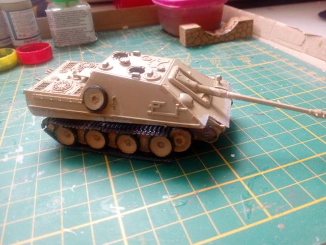 Sd.Kfz. 173 Jagpanther -- Italeri -- 1/72 28-05-13