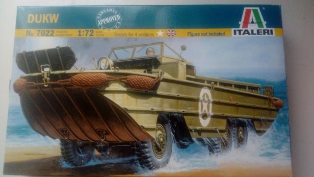 DUKW -Italeri - 1/72 - Pacifique 1945 28-06-14