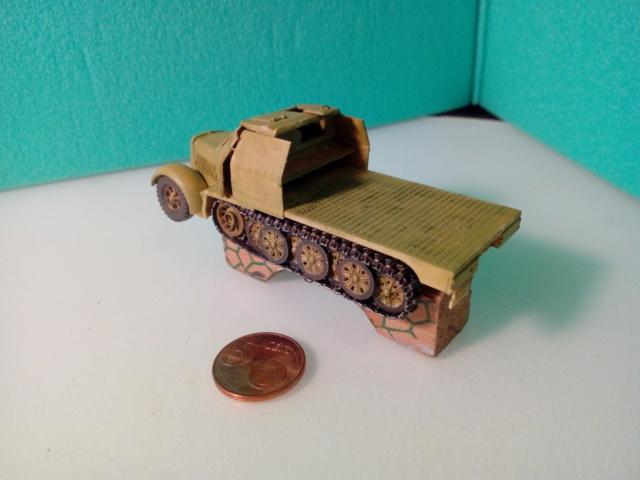 Sd.Kfz. 7/2 Flak 37 -- Revell -- 1/72 31-01-10