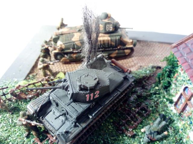 Amère victoire juin 1940 -- Somua S-35 (Heller) -- Pzkfwz 38 (t) (Armourfast) -- 1/72 Dio_te15