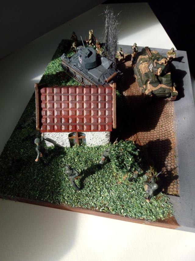 Amère victoire juin 1940 -- Somua S-35 (Heller) -- Pzkfwz 38 (t) (Armourfast) -- 1/72 Dio_te16