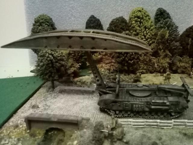 Churchill Bridge Layer -- 1/76 -- Airfix Fini_110