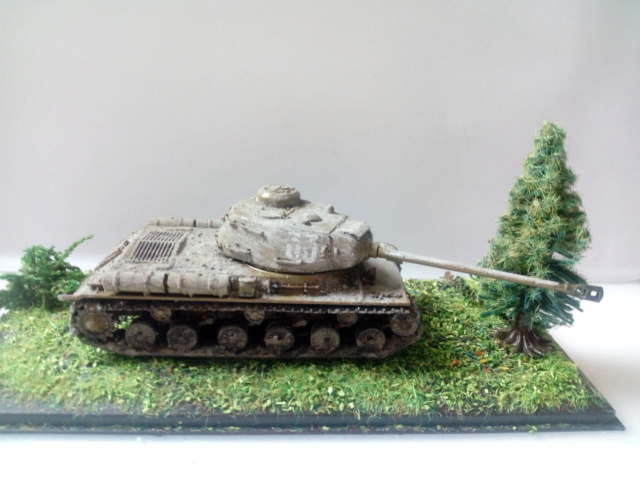 JS-2 Stalin -- Italeri -- 1/72 Fini_113