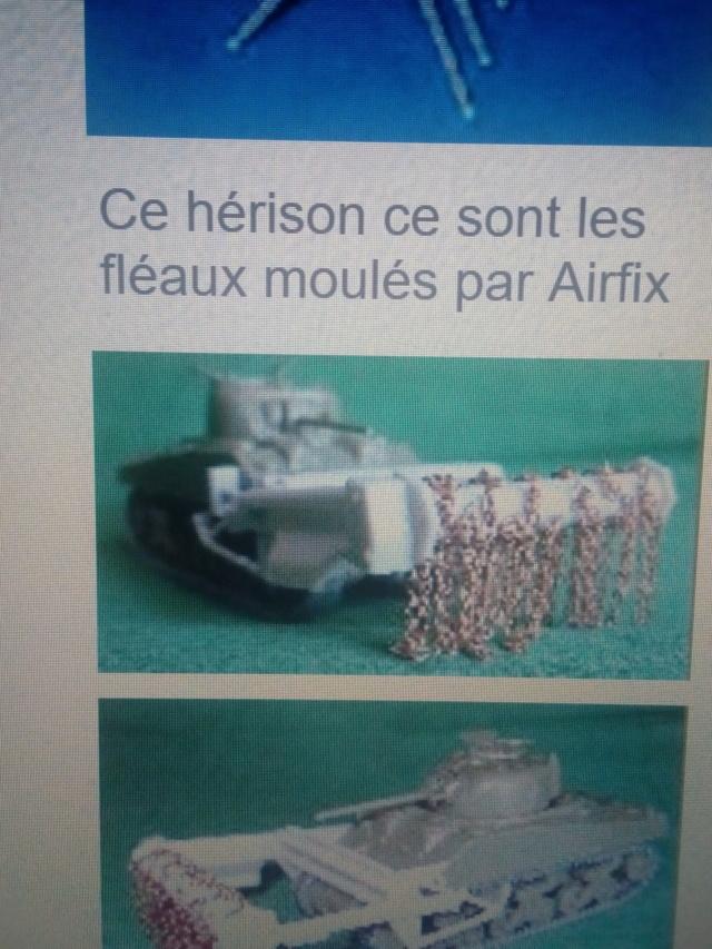 Sherman Crab Tank - AIRFIX - 1/72 Img_2027