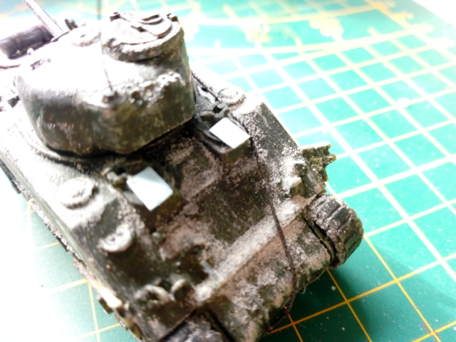 Sherman Crab Tank - AIRFIX - 1/72 Img_2028