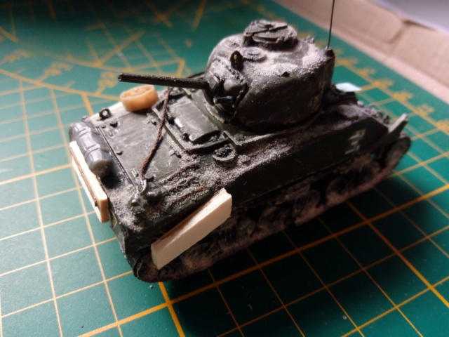 Sherman Crab Tank - AIRFIX - 1/72 Img_2029