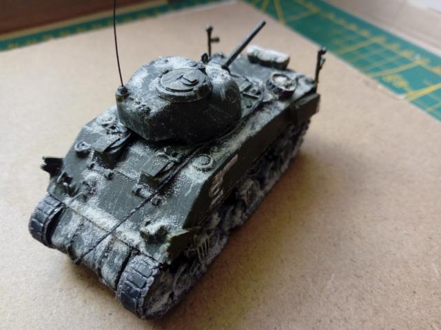 Sherman Crab Tank - AIRFIX - 1/72 Img_2038