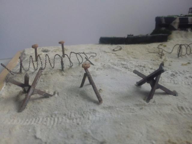 Gold Beach, juin 44 -- Sherman crab (Airfix) 1/72 Img_2045