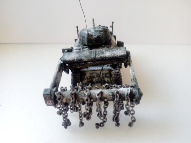 Sherman Crab Tank - AIRFIX - 1/72 Img_2047