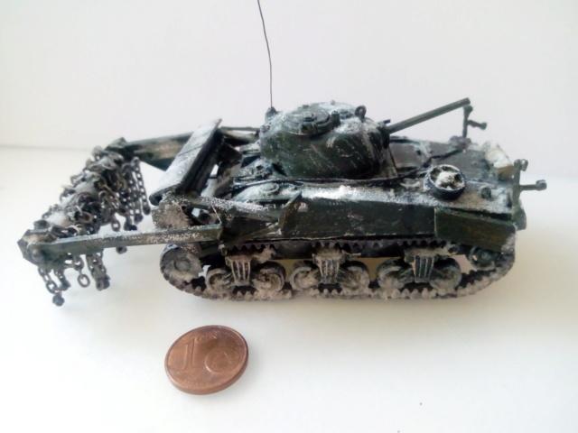 Sherman Crab Tank - AIRFIX - 1/72 Img_2048