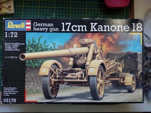 Sd.Kfz. 9  FAMO    &    17 cm Kanone 18  --  Revell - 1/72  Img_2102