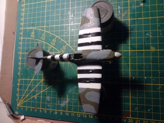SPITFIRE MK V --  Revell -- 1:72 Img_2118