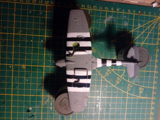 SPITFIRE MK V --  Revell -- 1:72 Img_2119
