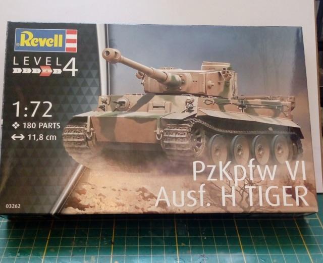 PzKpFw VI  Tigre  -- Revell --1/72 Img_2160
